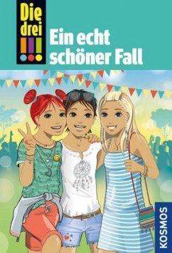 Die drei !!! Ein echt schöner Fall / Die drei Ausrufezeichen Bd.80 - Erlhoff, Kari