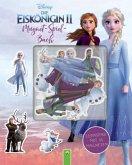 Die Eiskönigin 2 - Magnet-Spiel-Buch