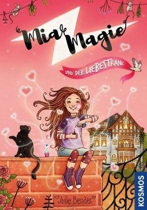 Buch-Reihe Mia Magie