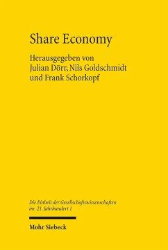 Share Economy (eBook, PDF)