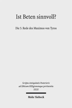 Ist Beten sinnvoll? (eBook, PDF)