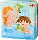 HABA 304708 - Badebuch Waschtag bei Paul & Pia