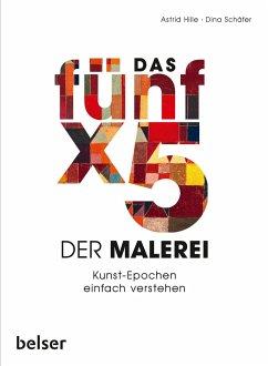 Das 5 x 5 der Malerei - Hille, Astrid; Schäfer, Dina