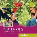 A1/2, Audio-CD zum Kursbuch / Paul, Lisa & Co
