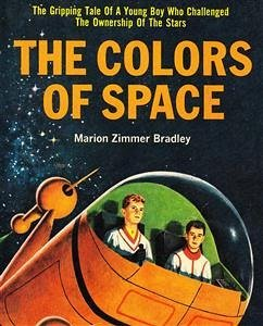 The Colors of Space (eBook, ePUB) - Zimmer Bradley, Marion