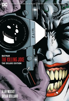 Batman: The Killing Joke Deluxe - Moore, Alan