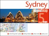 PopOut Map Sydney Double