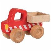 Goki 55883 - Kipper, Baustellenfahrzeug, Schiebefahrzeug