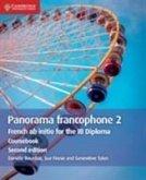 Panorama francophone 2 Coursebook