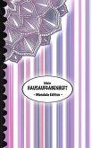 Mein Hausaufgabenheft - Mandala Edition -: Lila Retro Design I 110 Seiten I Stundenplan & Hausaufgabenkalender I Wunderschöne Mandalas Zum Ausmalen &