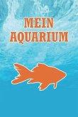 Mein Aquarium: Punktiertes Notizbuch Mit 120 Seiten Zum Festhalten Für Alle Notizen, Termine, Zeichnungen Und Vieles Mehr - Ebenfalls