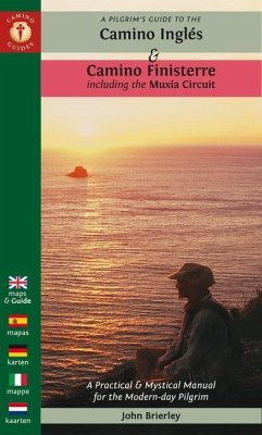A Pilgrim's Guide to the Camino Ingles & Camino Finisterre - Brierley, John (John Brierley)