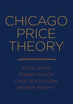 Chicago Price Theory - Jaffe, Sonia; Minton, Robert; Mulligan, Casey B.