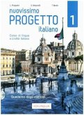 Nuovissimo Progetto Italiano 1 Arbeitsbuch mit Audio-CD