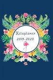 Kitaplaner 2019-2020 - Kalender, Planer & Organizer: Dein Terminplaner mit Wochen- und Monatsübersichten für den Kindergarten Wochenkalender Taschenka