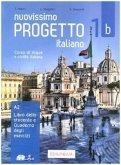 Nuovissimo Progetto Italiano 1 B (italiano) Lehr- und Arbeitsbuch mit DVD-Video und Audio-CD