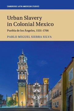 Urban Slavery in Colonial Mexico - Sierra Silva, Pablo Miguel