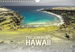The Unknown HAWAII (Wandkalender 2020 DIN A4 quer)