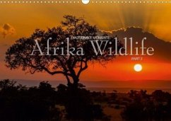 Emotionale Momente: Afrika Wildlife Part 2 / CH-Version (Wandkalender 2020 DIN A3 quer)