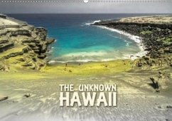 The Unknown HAWAII (Wandkalender 2020 DIN A2 quer)