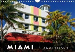 Miami South Beach (Wandkalender 2020 DIN A4 quer)