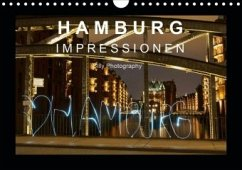 Hamburg - Impressionen (Wandkalender 2020 DIN A4 quer) - Photography, Silly
