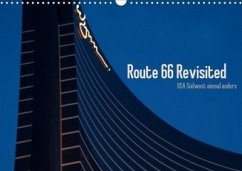 Route 66 Revisited (Wandkalender 2020 DIN A3 quer)
