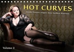 Hot Curves Volume 2 (Tischkalender 2020 DIN A5 quer)