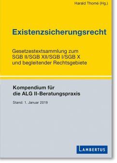 Existenzsicherungsrecht - Thomé, Harald
