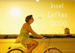 Insel Lefkas (Wandkalender 2020 DIN A3 quer)