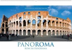 PANOROMA - Rom im Panorama (Wandkalender 2020 DIN A2 quer)