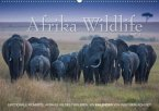 Emotionale Momente: Afrika Wildlife. Part 3. / CH-Version (Wandkalender 2020 DIN A2 quer)