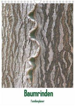 Baumrinden (Wandkalender 2020 DIN A4 hoch)