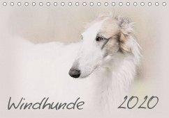 Windhunde 2020 (Tischkalender 2020 DIN A5 quer)