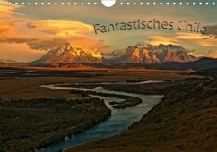 Fantastisches Chile (Wandkalender 2020 DIN A4 quer)