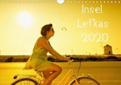 Insel Lefkas (Wandkalender 2020 DIN A4 quer)