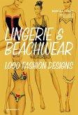 Lingerie and Beachwear: 1,000 Fashion Designs