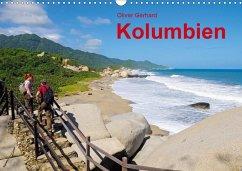 Kolumbien (Wandkalender 2020 DIN A3 quer)