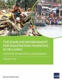 The Enabling Environment for Disaster Risk Financing in Sri Lanka