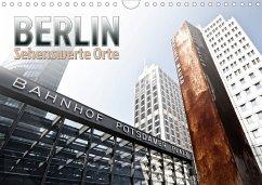 BERLIN Sehenswerte Orte (Wandkalender 2020 DIN A4 quer)