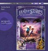 Die Rückkehr der Zauberin / Land of Stories Bd.2 (2 MP3-CDs)