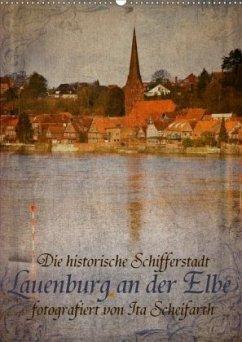 Lauenburg an der Elbe (Wandkalender 2020 DIN A2 hoch)