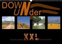 Down Under - Australiens Outback XXL (Wandkalender 2020 DIN A3 quer) - Redecker, Andrea