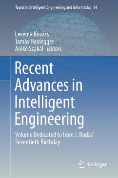 Recent Advances in Intelligent Engineering (eBook, PDF)