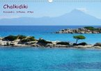 Chalkidiki: Kassandra, Sithonia, Athos (Wandkalender 2020 DIN A3 quer)