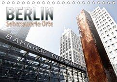 BERLIN Sehenswerte Orte (Tischkalender 2020 DIN A5 quer)