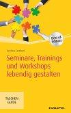 Seminare, Trainings und Workshops lebendig gestalten (eBook, PDF)