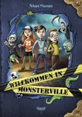 Willkommen in Monsterville / Monsterville Bd.1 (eBook, ePUB)