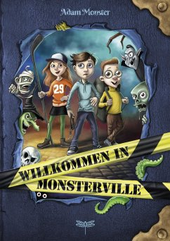 Willkommen in Monsterville (eBook, ePUB)