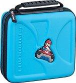 Mario Kart Tasche 3DS205 für Nintendo 2DS/2DS XL/3DS XL, blau
